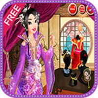 Asian Princess Makeover android app icon