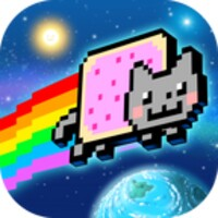 Nyan Cat: Lost In Space android app icon