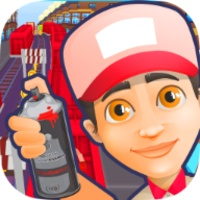 Subway Train Surf android app icon