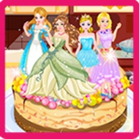 Princess Cake Maker android app icon