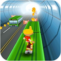 Crazy Kid Skater android app icon