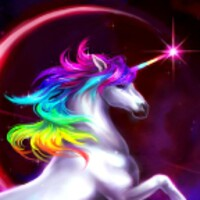 Unicorn Wallpapers android app icon