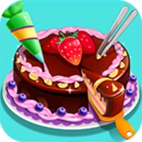 Cake Shop Kids Cooking android app icon