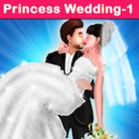 Princess Wedding Bride Part1 android app icon