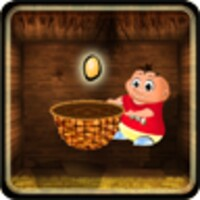 Chicken Egg Catcher android app icon