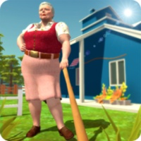 Bad Granny android app icon
