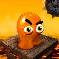 Critical Jump: A Risky Jumping Game android app icon