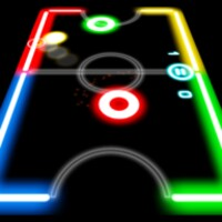 Glow Hockey android app icon