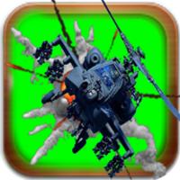 GUNSHIP TANKS BATTLE android app icon