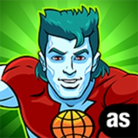 Captain Planet Gaia Guardians android app icon