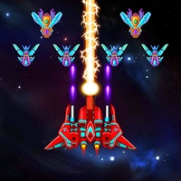 Galaxy Attack: Alien Shooter android app icon