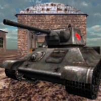 T34 Tank Battle 3D android app icon