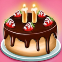 Cake Shop Great Pastries & Waffles Store Game android app icon