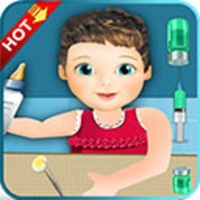 VaccinationSimulator android app icon
