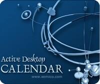 Active Desktop Calendar icon