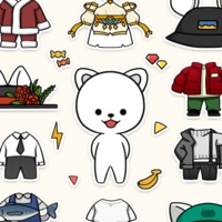 Pet doll android app icon