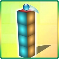 Moving Ball Hit The Wall 2017 android app icon