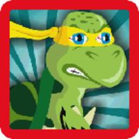 Turtle Runner Ninja Jump android app icon