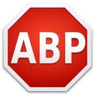 Adblock Plus for Chrome icon