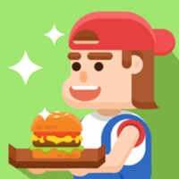 Idle Burger Factory android app icon