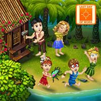 Virtual Villagers Origins 2 android app icon