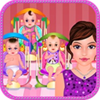 Babies With Nanny android app icon