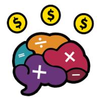 Math Cash icon