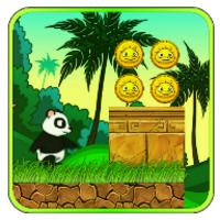 Panda Run android app icon