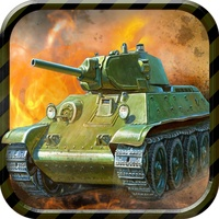 real tank war android app icon