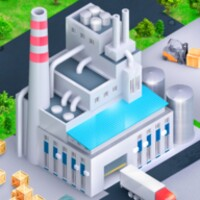 Industrialist – factory development strategy android app icon