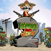 Zombie Can't Jump 2 android app icon