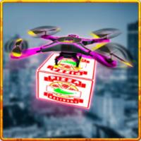 Pizza Delivery Drone Simulator android app icon