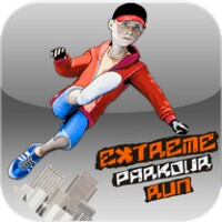 Parkour Training Vector Simulator 3D Games android app icon