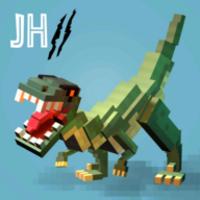 Jurassic Hopper 2 android app icon