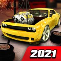 Car Mechanic Simulator 18 android app icon
