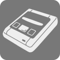 John SNES Lite android app icon