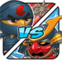 Ninja and Zombies android app icon