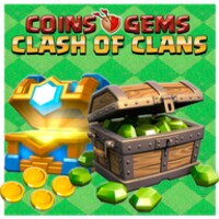Coins and Gems for Clash of Clans 2019 icon