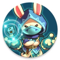 Rabbit In the Moon android app icon