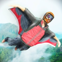 WingSuit Simulator 3D android app icon