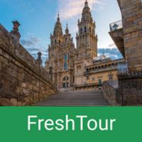 FreshTour: A túa visita saudable a Santiago de Compostela