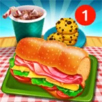 Cook It! Chef Restaurant Cooking Game android app icon