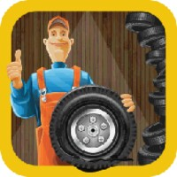 Tyre Repairing Shop android app icon