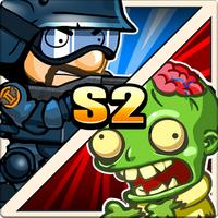 SWAT & Zombis Season 2 android app icon