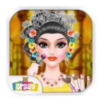 Indonesian Doll Makeover Girls Game android app icon