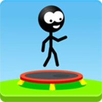 Trampoline Man android app icon
