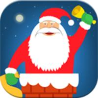 Santa Jump android app icon