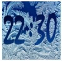 Frost Clock Screensaver icon