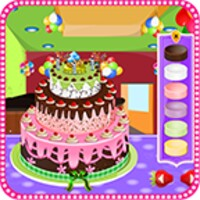 Delicious Cake Decoration android app icon