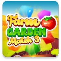 Farm Time Heroes Blast Match 3 android app icon
